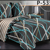 LETTO IN PILE 3D 200x220 + LENZUOLA P-5354
