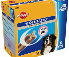 Pedigree DENTA-STICKS 2.160g  BIG PACK