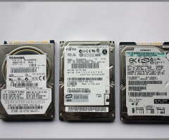 HARD DRIVE DISC HDD LAPTOP 40 GB IDE ATA PATA 2,5""