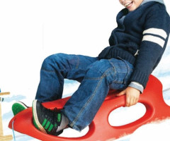 Schlitten - Heavy Duty Snow Fun XQ Max