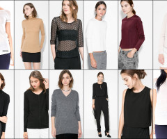 MANGO Damenkleidung STOCKLOT HERBST / WINTER 2016
