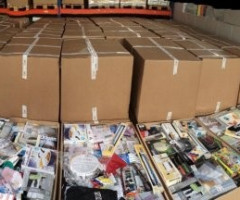 EXKLUSIVE MIX PALETTE  REWE, PENNY, LIDL Neuware A WARE
