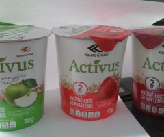 Super fast breakfast Activus