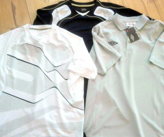 UMBRO t-shirts und shorts billig bestellen