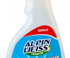 Alpinweiss Glasreiniger, Window Cleaner, 500ml mit Nano Power