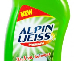 Alpinweiss WC Reiniger Fresh, Wood, 750ml, WC cleaner