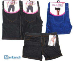Frauenshorts Shorts und Leggings