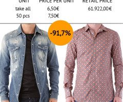 Herren Shirt Herbst / Winter
