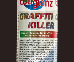 GRAFFITI KILLER - Intensiv-Reiniger für Graffitis - 500 ml Aerosoldose