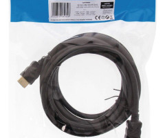 Valueline High Speed HDMI-Kabel 3 m schwarz günstig