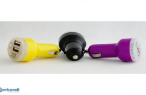 Auto-Stecker-Adapter 2x USB PND-5251