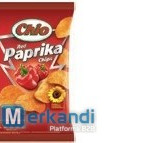 Chio Red Paprika Chips 250g (15x250g)