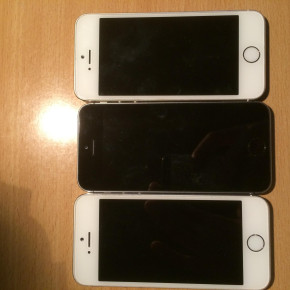 iPhone 5S 16GB GRADE A
