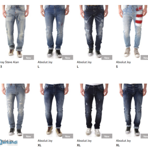 Stock Total Look Sonderposten