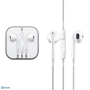 Apple iPhone 6 5S 5C 5 EarPods EarPhones Handsfree MD827ZM/A