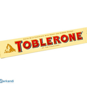 TOBLERONE Milk Chocolate, 100g