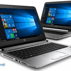 "HP ProBook 440 G3 Core™ i5-6200U 2.3GHz 500GB 4GB 14"" (1366x768) BT WI"