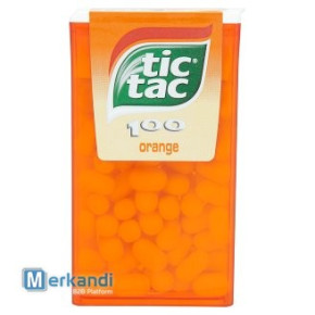 Ferrero Tic Tac Orange 100, 49g