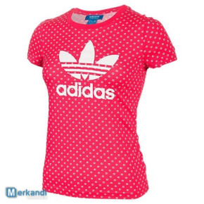 T-shirt Adidas old school Sonderposten