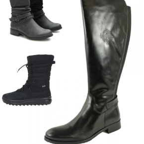 Stiefel & Stiefeletten Marken Made in Italy, Spain, Slovenia and co.