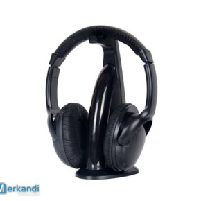 Wireless Multimedia Headphone