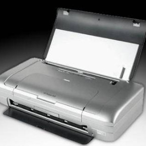 HP Deskjet 460wbt Mobiler Notebookdrucker