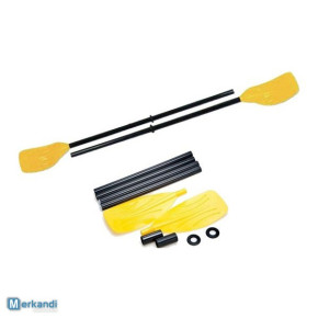 BESTWAY aufblasbaren 62.015 OAR SET WITH HEADER.