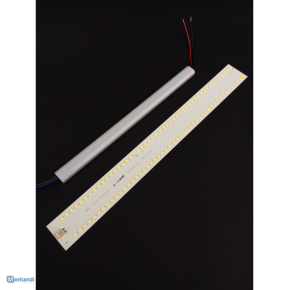 Linear LED 23W TCI Saronno 3540 Lumen 3000K oder 4000K Made in Italy