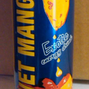 Wet Mango Exotic Energy Drink 250ml