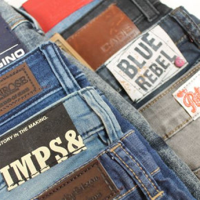 Kinder Jeans Outlet Restposten