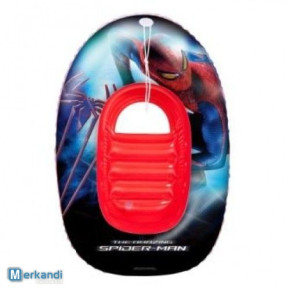 bestway_inflatable_boat_spiderman 101cm x 68cm Barcode: 6942138911374