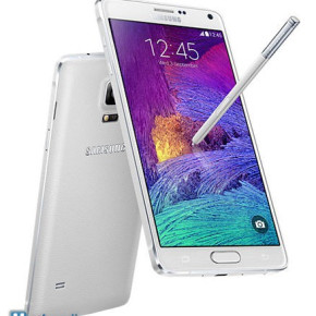 Samsung Galaxy Note 4 4g Lte Cell Phone, frost white - Neu