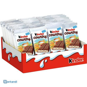 Ferrero Kinder Country Riegel, 23,5g