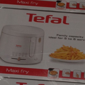 TEFAL FF 1000 Maxifry Fritteuse 1200g / 2,2 Liter Friteuse