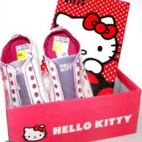 Hello Kitty Sneakers Sonderposten