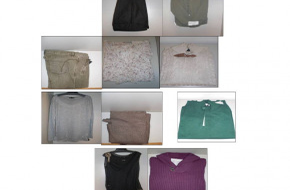 Kleidung Großhandelsposten