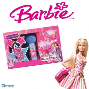 Barbie - Bathtime Princess and Popstar Rocking set