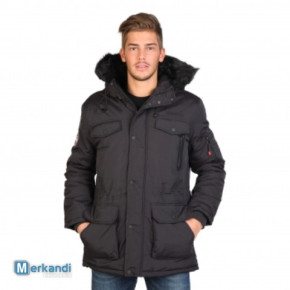 Jacken für  Herren GEOGRAPHICAL NORWAY Westen Restposten