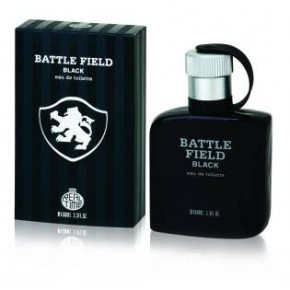 Battle Field Black 100 ml Parfüm Sonderposten