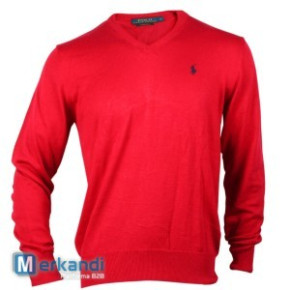 Ralph Lauren Pullover Rot (small Pony) 3er-Lot
