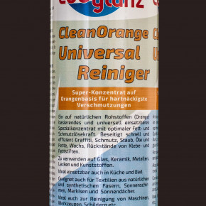 Clean Orange Universal Reiniger - Konzentrat - 600 ml Aerosoldose