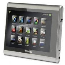 Toshiba Journ.e Touch, 7 Zoll, Multimedia Tablet