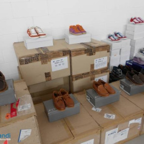 Schuhe Stocklot Ware made in Italy