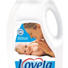 LOVELA waschmittel gel sensitive 5l