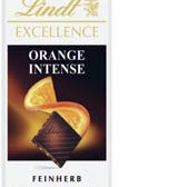 Lindt Excellence Orange Intense Feinherb 100 gramm Tafel