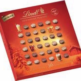 Lindt Mini Pralines Winter, 165 gramm