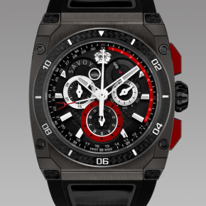Savoy D7204D.02D.RB12 Limited Swiss Made statt 1.450,00 Euro
