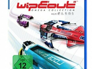 WipEout: Omega Collection - 1043055 - PlayStation 4