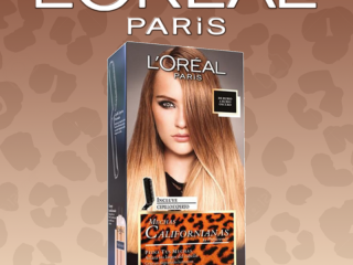 L'OREAL COLORATION MUCHAS CALIFORNIANAS BLOND BIS DUNKELBLOND