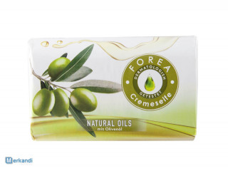 FOREA Cream Seife Natural Oils, 150g - Made in Germany - EUR1